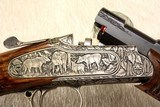 MERKEL K3 Engraved by BURKHARDT HAFNER for IWA Germany Show- remains NEW IN BOX - 17 of 21