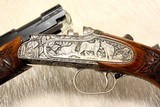 MERKEL K3 Engraved by BURKHARDT HAFNER for IWA Germany Show- remains NEW IN BOX - 1 of 21