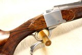 "Ruger #1 One of 21 ""The North Americans"" in .338 Win Mag **MUST SEE PHOTOS** - 11 of 23"