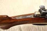 AMRUSCH Gmunden Austrian MAUSER 98 SPORTER Must see Engraving - 18 of 22
