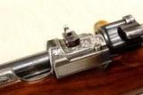 AMRUSCH Gmunden Austrian MAUSER 98 SPORTER Must see Engraving - 8 of 22