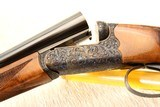 PAIR of RIZZINI Round Body Engraved 28ga & 410 MUST SEE PICS - 17 of 26