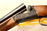 PAIR of RIZZINI Round Body Engraved 28ga & 410 MUST SEE PICS - 18 of 26