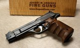 benelli mp3s super rare target pistol