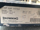 "Browing MOD 12 Grade 5 28 GA ""New in Box""Beautiful Gun - 10 of 10"