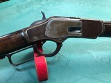 """winchester mod 1873 38 4 cal special order 32"""" octagon barrell"""