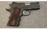 Springfield Armory ~ Micro Compact ~ .45 ACP