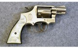 Smith & Wesson ~ Model 10-5 ~ .38 S&W Special