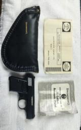 Belgium Baby Browning .25 Auto W/ Original