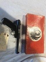 """Ruger Mark 1 Pistol -6 1/2"""" Barrel Cal -. 22 LR Made In 1966 - 2 of 2"""