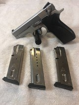 "ATLANTA POLICE - S&W - 9MM - Pistol - Model - 5903 - 4"" - Stainless POLICE ISSUE"