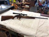 Winchester Model 77 .22 LR Semi Auto With Scope and One Clip