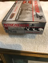 winchester 270 150 grain power point - packaged 20 rounds per box