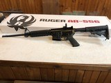 ruger 5.56 new in box