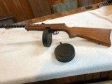 .22 Semi Auto Tommy Gun Look Alike - 2 of 2
