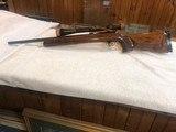 West German Savage Anschutz .22 LR Single Shot Match Rifle
