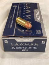 223. - 5.56 - 40 S&W - 10MM - 45 ACP-308 FMJ/Tracer Belted - 12 GA 00 Buckshot - 12 GA HP Slugs - 1 of 16