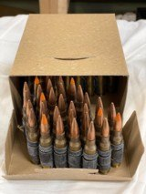 223. - 5.56 - 40 S&W - 10MM - 45 ACP-308 FMJ/Tracer Belted - 12 GA 00 Buckshot - 12 GA HP Slugs - 11 of 16