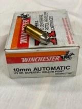 223. - 5.56 - 40 S&W - 10MM - 45 ACP-308 FMJ/Tracer Belted - 12 GA 00 Buckshot - 12 GA HP Slugs - 7 of 16