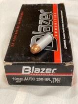 223. - 5.56 - 40 S&W - 10MM - 45 ACP-308 FMJ/Tracer Belted - 12 GA 00 Buckshot - 12 GA HP Slugs - 8 of 16