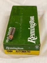 10 MM Remington 180 Grain Hollow Point