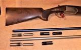Browning Citori 525 20ga with 28ga briley tubes