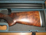 "Beretta 687 EL GOLD PIGEON, 12 GA 28"" Sporting O/U - 2 of 9"