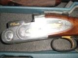 "Beretta 687 EL GOLD PIGEON, 12 GA 28"" Sporting O/U - 3 of 9"