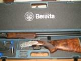 "Beretta 687 EL GOLD PIGEON, 12 GA 28"" Sporting O/U"