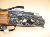 "Krieghoff K-32 ""Custom Crown Grade"" 28"" four barrel skeet set with custom case"