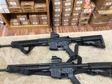 SEQUENTIAL SERIAL NUMBERED PAIR OF RIFLES