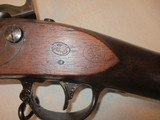 SRINGFIELD ARMORY MODEL 1816/1829 BELGIAN PERCUSSIAN CONVERSON MUSKET-VERY NICE - 3 of 15