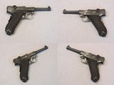 Dutch Airforce Contract DWM Luger P.08 9mm Semi-Auto Pistol Numbers Matching - 1 of 15