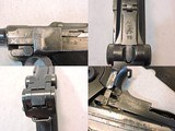 Dutch Airforce Contract DWM Luger P.08 9mm Semi-Auto Pistol Numbers Matching - 5 of 15