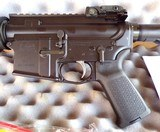 "PALMETTO STATE ARMORY SA PA-15 16"" Nitride M4 Carbine 5.56 NATO MOE AR-15 Rifle, Black - 3 of 12"