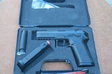 NIB CZ P-09 9mm, 19 Round Mags, De-Cocker, Changeable Backstraps, Hammer Forged Barrel $425