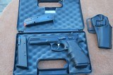 CZ 75B 40 S&W All Steel Pistol in Excellent Condition With Three Mags and Factory Accessories $425