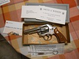 Smith and Wesson Model 58