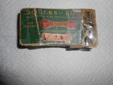 remington kleanbore dogbone box .30 7.65 luger