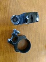 "German 11mm based 1"" Dia. Rings"