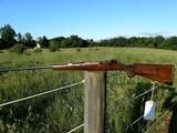 Johann EckerAustrian Commercial Mauser 1950 Stalking rifle