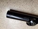 B. Nickel Marburg Supra 30mm 1-4x dangerous game scope - 6 of 6