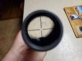 B. Nickel Marburg Supra 30mm 1-4x dangerous game scope - 4 of 6