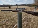 Franz Sodia Ferlach Combination Gun