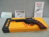 Ruger Bisley Single Six 32 H&R Magnum