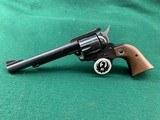 Ruger Blackhawk .357 3 Screw Man. 1967 Excellent Condition