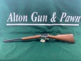 Marlin Original Golden 39M .22LR Lever Action Wood Stock