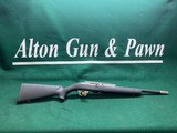 Ruger 10/22 .17 Mach 2 Volquartsen Barrel and action