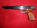 Smith & Wesson Model 41 Target Pistol