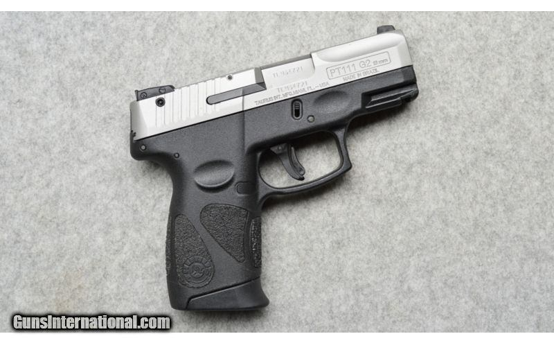 Taurus ~ PT111 G2 ~ 9mm